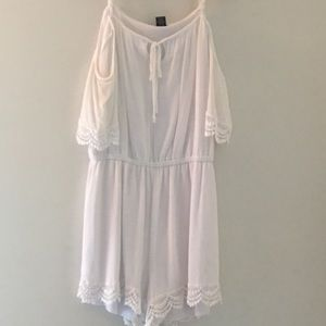 Size medium romper